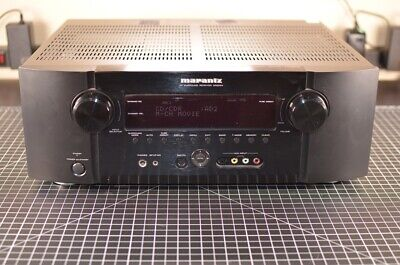 Marantz SR 5004 7.1 Channel Receiver with rack mount kit
