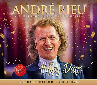 Andre Rieu - Happy Days - CD/DVD - New