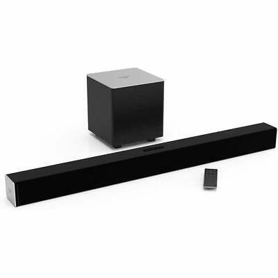"VIZIO SmartCast 38"" 2.1 Sound Bar System with Bluetooth"