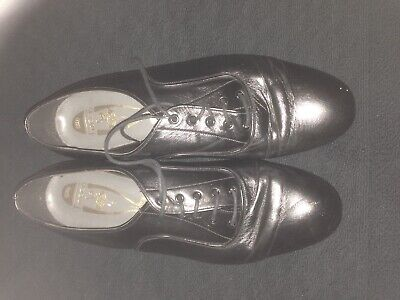 FREED LEATHER OXFORD MENS DANCE SHOES sz: 8 / 8H