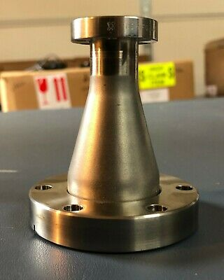 """2.75"""" to 1.33"""" Conflat Conical Reducer"""