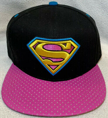 official site 2018 shoes really cheap JUSTICE LEAGUE DC Baseball Cap Hat Adjust Snapback One Size NWT ...