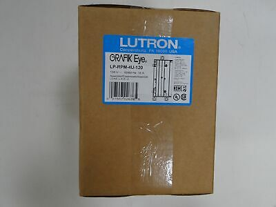 LUTRON LP-RPM-4U-120 -  Remote Power Module