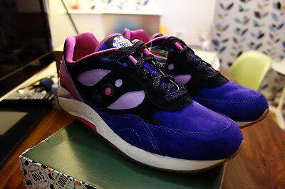 "Saucony x Feature G9 Shadow 6 ""Barney"""