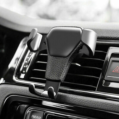 Universal Gravity Car Holder Mount Air Vent Stand Cradle For Cell Phone