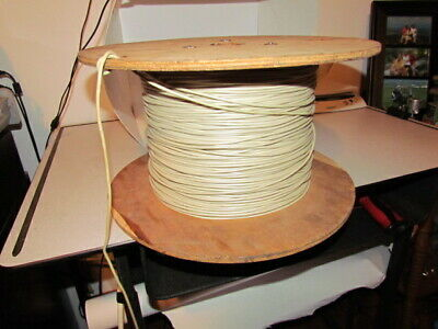 1000 Feet Of Silicone Coted Wire 10Kv Od 124 132