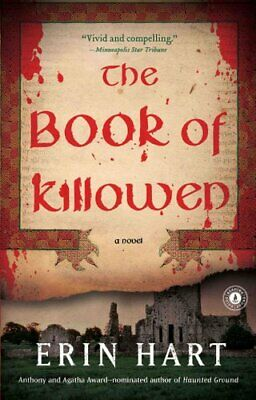 The Book of Killowen by Erin Hart 9781451634853 | Brand New | Free US Shipping