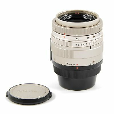 Carl Zeiss 35-70Mm F3.5-5.6 Vario-Sonnar T* For Contax G1 / G2  #2560