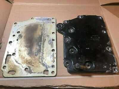 4CYL,2668989 Cover 52166 Exhaust Manifold Mercury 800 80 hp