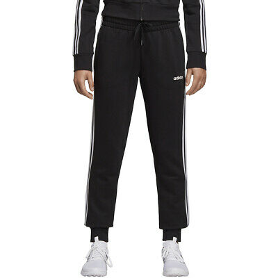 Adidas Pantalone Uomo Essentials 3-Stripes Nero Codice DP2380 - 9M