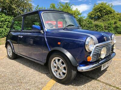1996 Rover Mini Mayfair. 1300i. Automatic.  Metallic Tahiti Blue. Only 34k.