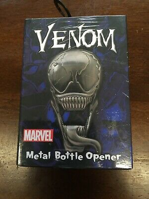 Venom Metal Bottle Opener