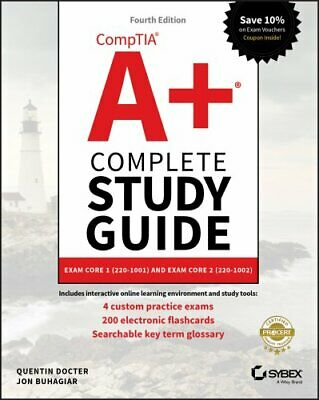 CompTIA A+ Complete Study Guide Exam Core 1 220-1001 and Exam C... 9781119515937