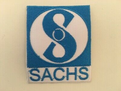 A405 Patch Ecusson Sachs 6*7,5 Cm