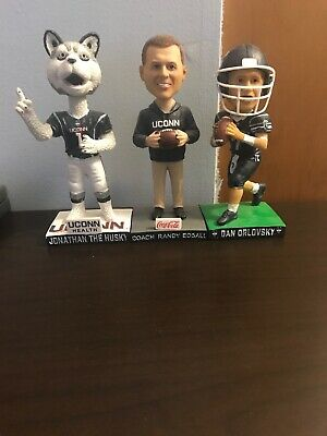 UConn Connecticut Huskies Astros George Springer Bobblehead #/'d to 2,018 NEW!