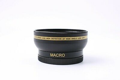 XPhoto Pro Series 0.43x High Definition AF Wide Angle Lens