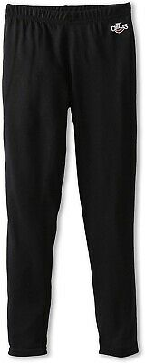 Hot Chillys 169275 Kids Relaxed fit Base Layers Bottom Black Size Youth Medium