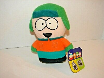 """SOUTH PARK ~ Kyle 8"""" INCH PLUSH DOLL 2005 With Tags!!!"""