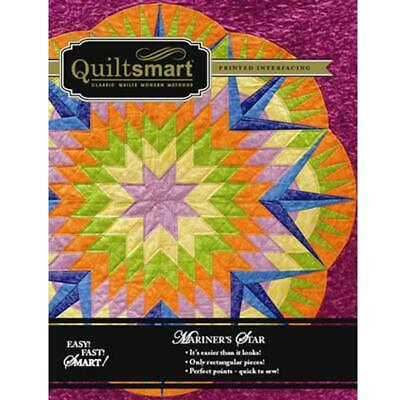 Quiltsmart Classic Pack Mariners Star Fusible Interfacing Pattern Kit