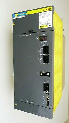 Fanuc Power Supply, A06B-6087-H137, (Incl.$1325 Core Charge), 1 Yr Warranty!!