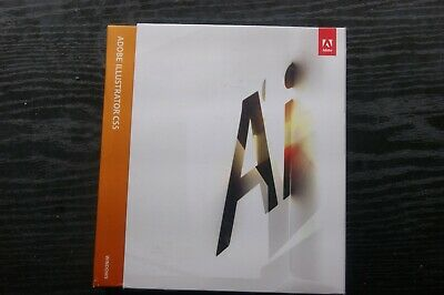 Adobe Illustrator Creative Suite 5 For Windows UPGRADE VERSION