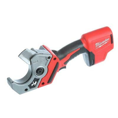 Milwaukee PVC Pipe Shear 12-Volt Lithium-Ion Cordless Brushless Tool-Only
