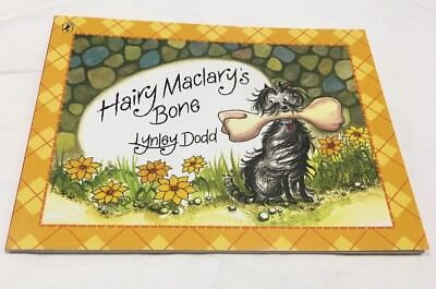 Hairy Maclary's Bone Lynley Dodd Illustrated  Paperback 2013