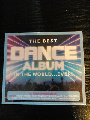 The Best Dance Album In The World Ever!  (3 Cd 2019) New & Sealed