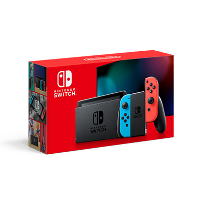 Nintendo Switch Console 1.1 Neon Blue / Neon Red,128690