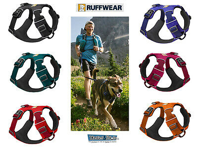 Ruffwear Dog New Colors Front Range Harness Reflective Padded Outdoor Pet Gear