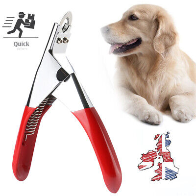 Pet Cat Dog Nail Toe Claw Clippers Scissor Trimmer Shear Cutter Grooming Tool