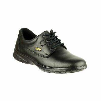 Cotswold Ladies Ruscombe Waterproof Leather Lace up Shoe