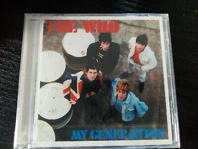 THE WHO  - MY GENERATION (CD 2012) New and Sealed