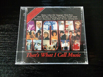 That's What I Call Music! 1 (CD, Jul-2018, 2 Discs, Now) New & Sealed