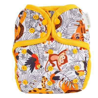 Osocozy Safari Cloth Diapers Covers