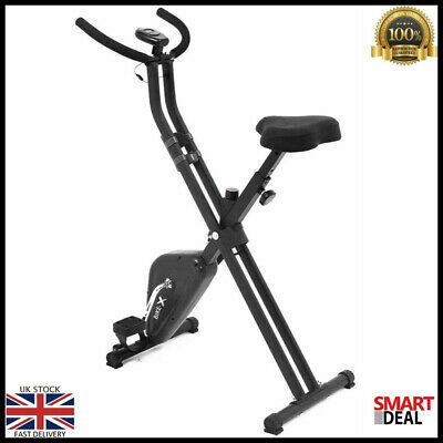 Esprit BIKE-X Exercise Bike Cardio Machine Home Fitness Workout Foldable NEW