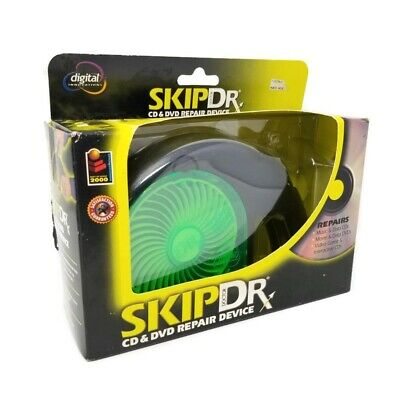 SkipDr DVD and CD Repair Device System Digital Innovations - New open box