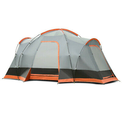 8 Persons Automatic Pop Up Hiking Tent - Carrying Bag - Camping Outdoors