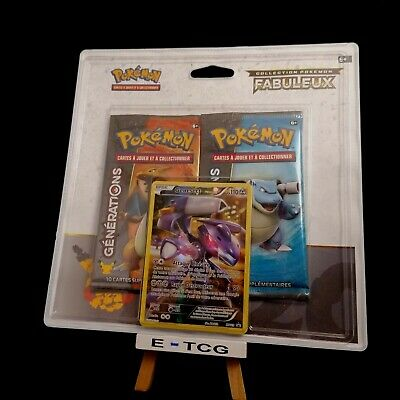 Pokémon : Duopack Collection Fabuleux - Genesect