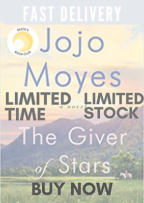 The Giver of Stars Jojo Moyes ⚡Fast delivery⚡  (pdf and e.pub)