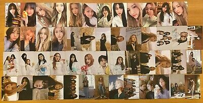 GFRIEND - LABYRINTH Official Photocards + synnara exclusive & preorder exclusive