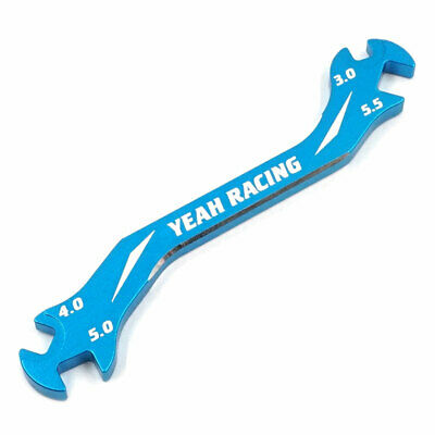 Yeah Racing 4mm Alloy Turnbuckle Tool YT-0104SV NEW
