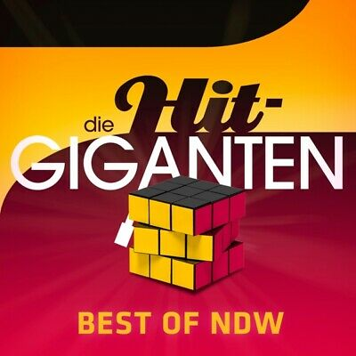 Various - Die Hit Giganten Best Of NDW CD3 SME Media NEU