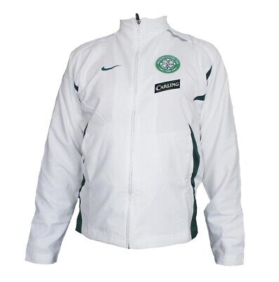 Celtic Glasgow Präsentationsjacke/Trainingsjacke Player Issue Nike