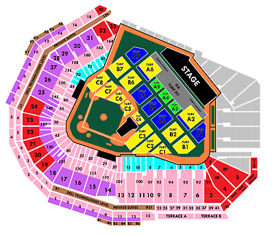 2-4 Tickets Guns N' Roses 7/21/20 Fenway Park Boston, MA Lower Bowl row F