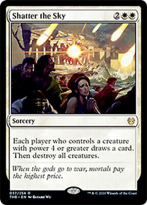 Theros Beyond Death  MTG  Shatter the Sky  x4  Magic