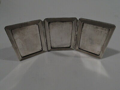 Birks Frame - Picture Photo Portable Traveling - Canadian Sterling Silver