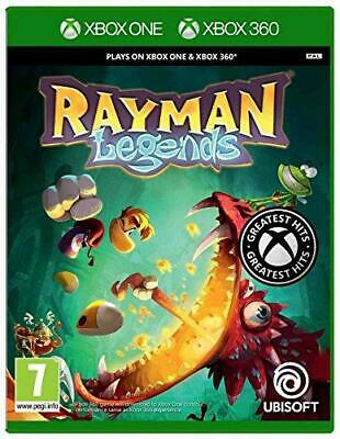 Rayman Legends Classics 2 (Xbox 360), Good Xbox 360, Xbox 360 Video Games