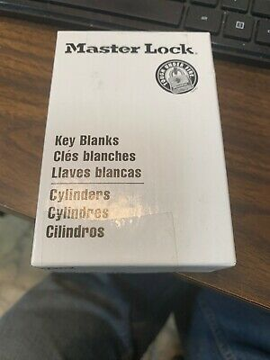 Masterlock K7 Blanks Box Of 50