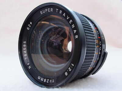 SUPERB 28mm F2.8 M42 WIDE ANGLE LENS CAN FIT PENTAX K, CANON EOS, EF, DIGITAL
